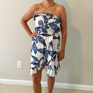 Lilly Pulitzer Beach Dress - Size M